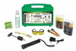 Tracer Products TP8657HD Opti Pro Plus/Ezject Hd Ac & Fluid Kit