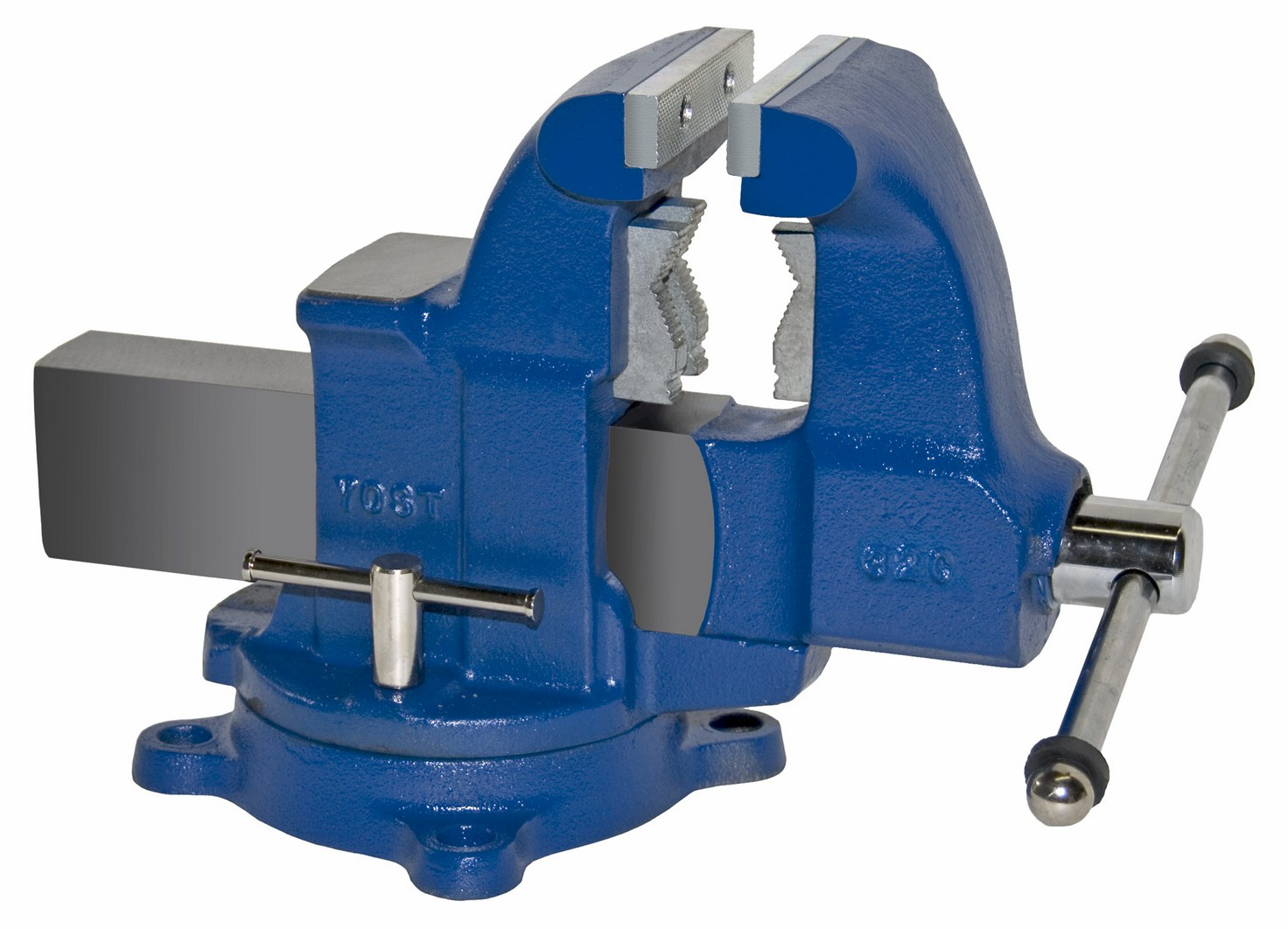 Yost Vises 32c 4 1 2 Heavy Duty Combination Pipe Bench Vise Swivel Base