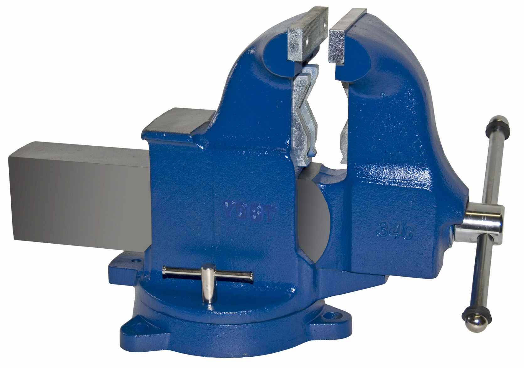Yost Vises 34c 6 Heavy Duty Combination Pipe Bench Vise Swivel Base