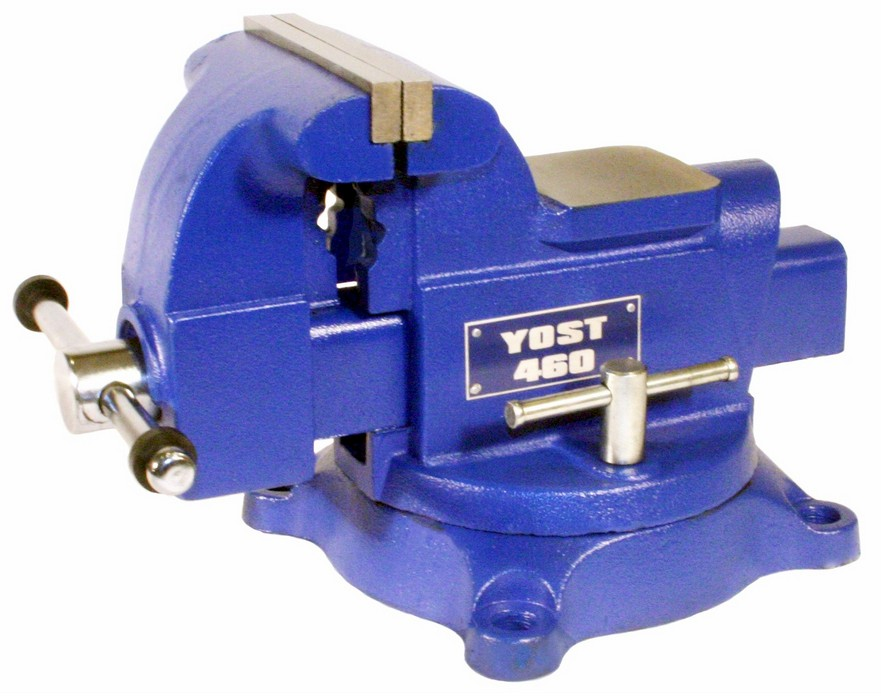Yost 6 inch utility vise model 460 apprentice series bench vise 6 inch bench vise