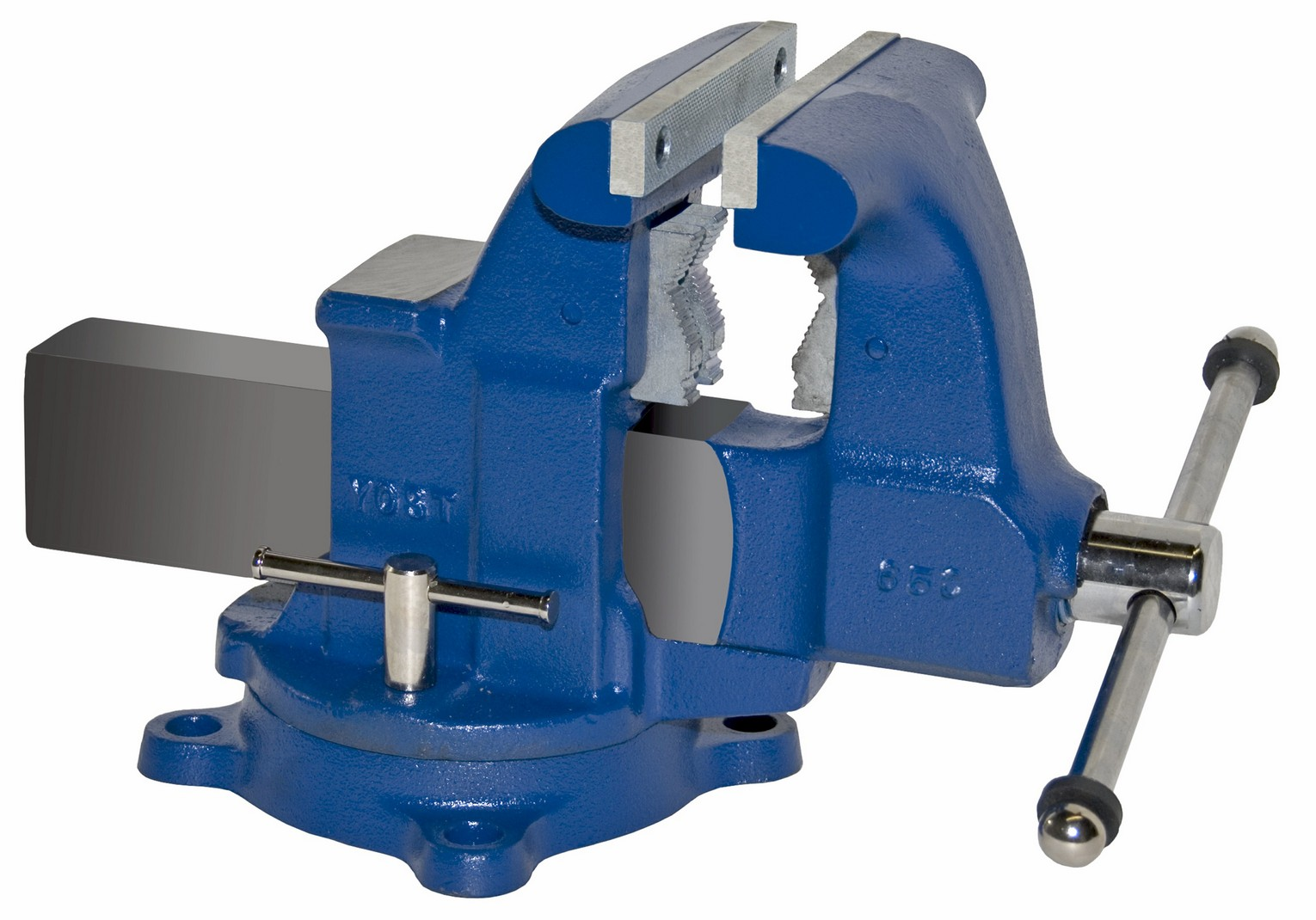 Yost Vises 65c 6 1 2 Tradesman Combination Pipe Bench Vise Swivel Base