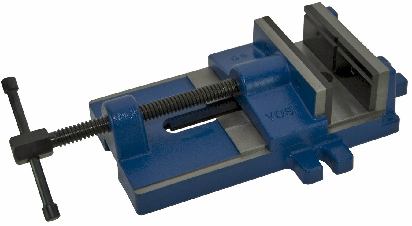 Yost Vises 6D HEAVY DUTY DRILL PRESS VISE