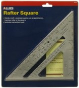 Allied 82830 Aluminum Rafter Square