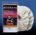 SM Arnold 45-210 2 Pack 100% Cotton Professional Medium Weight Terry Woven Orbital Bonnet