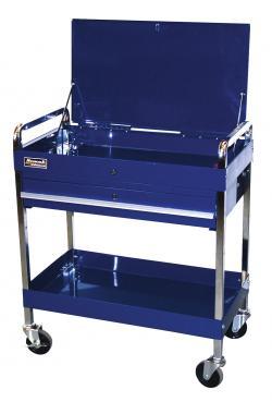 Homak Bl05500190 32 Quot Professional Series Service Cart W 1