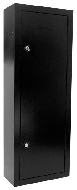 Homak HS30103660 8 Gun Steel Security Cabinet Black