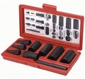 Ken-Tool 30171 Deluxe Wheel Cover & Wheel-Lock Removal Kit 13 Pc