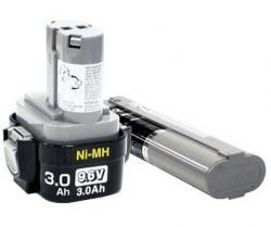 Makita 192596-6 Nickel Cadmium Battery 9122 - 9.6V (2.0 Ah)