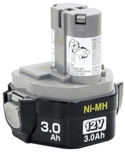 Makita 192681-5 Nickel Cadmium Battery 1220 - 12V (1.3 Ah)
