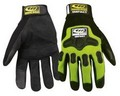 Ringers Gloves 146-10 Split Fit Impact Glove High Visability-Large