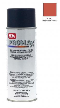 sem paints 61083 promax red oxide primer aerosol. Black Bedroom Furniture Sets. Home Design Ideas