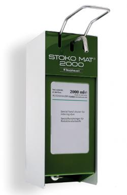 Stockhausen 89802 Stoko Mat 2000 Dispenser