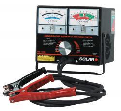 solar 1855 800 amp 6 12v carbon pile battery load tester. Black Bedroom Furniture Sets. Home Design Ideas