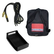Tecmate TS-400KIT CarbMate & SynchroMate ROTAX Adaptor with Nylon Case & Rubber Holster