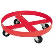 Wilton 140120 DD-30, 30-Gallon 700-lb. Capacity Steel Drum Dolly