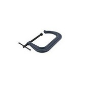 Wilton 4408 4400 Series Forged C-Clamp with Extra Deep Throat, Regular Duty, 2