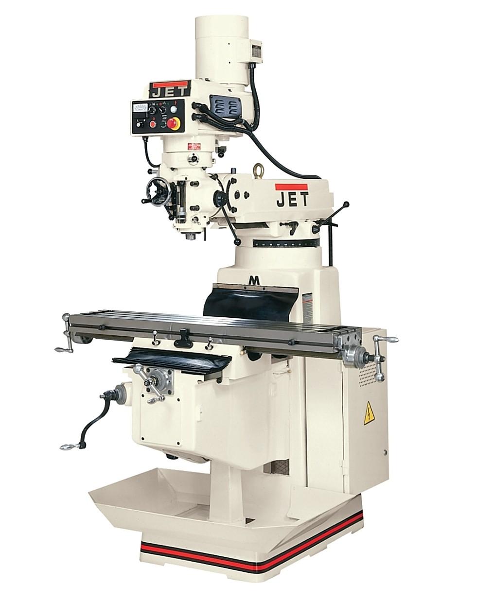 milling machine jet