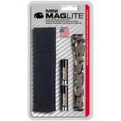 Mag Instrument 2A02H Mini Maglite Aa Flashlight Holster Combo Pack - Camo