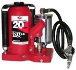 American Forge  F5620SD 20T Super Duty Air/Hyd Bottle Jack