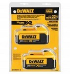Dewalt/Black & Decker DCB204-2 20V Max Lithium Battery 2Pk