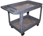 American Forge  F961 30X16 Poly Shop Cart