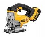 Dewalt/Black & Decker DCS331M1 Jigsaw 20V, Battery Chrgr Inc