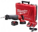 Milwaukee 2720-22 M18 Sawzall Tool Kit