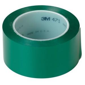 3m 6423 vinyl tape 471 green 2 inch width 50 8 mm. Black Bedroom Furniture Sets. Home Design Ideas