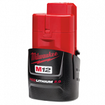 Milwaukee Tool 48-11-2420 M12 Redlithium 2.0Ah Cp Battery