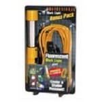 Bayco SL-920 Fluorescent Work Light and Extension Cord Bonus Pack