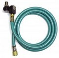 Dynabrade 94855 Whip Hose w/ Composite Swivel 5 Ft x 1/4 In
