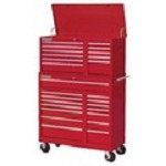 International Tool Box B860 11 Drawer Red Top Chest