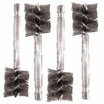 Innovative Products Of America A8037-254 4 Pk 25Mm  Stainless Steel Bore Brush