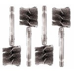 Innovative Products Of America A8037-304 4 Pack 30 Mm Stainless Steel Bore Brush