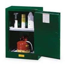 Justrite 891204 12 Gallon Mini Pest Man Cabinet with Pdl