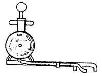 Kent-Moore BT3386FVT Timing Belt Tension Gauge