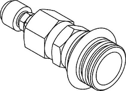 Kent Moore EN 47620 Adapter Pressure Vac Gauge _p_210019