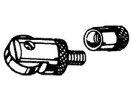 Kent Moore J-23672 Dial Indicator Roller Adapter