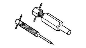 Kent Moore J-26549-E Orifice Tube Remover Kit