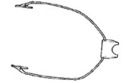 Kent Moore J-36169-A Fused Jumper Wire