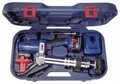 Lincoln Industrial 1444 PowerLuber 14.4V Cordless Grease Gun w/ 2 Batteries