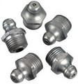 Lincoln Industrial 5191 Short 1/4 In-28 Taper Thread Pack - Straight