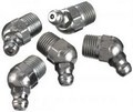 Lincoln Industrial 5291 Short 1/4 In-28 Taper Thread Pack - 45° Angle Fittings