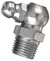 Lincoln Industrial 5410 Bulk Fitting - 1/4 In-28 Thread - 90° Angle