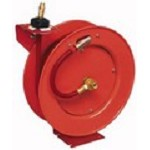 Lincoln Industrial 83754 Air Hose Reel - 50 Ft x 1/2 In
