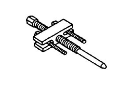 OTC 303-101 Crankshaft Vibration Damper Remover T74P-6316-A