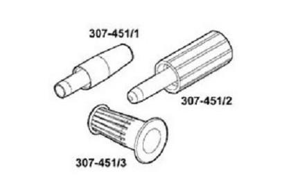 OTC 307-451 Transmission Fluid Pump Seal Installer Tools