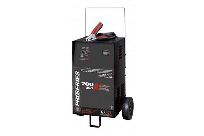 Schumacher Battery Charger Manual >> Schumacher PSW-2035 DSR ProSeries 200/35/2 Amp 12 Volt Manual Wheel Battery Charger/Starter