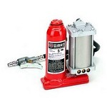 Zinko Jacks ZABJ-05M 5 Ton Air Hydraulic Bottle Jack