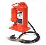 Zinko Jacks ZABJ-22PA 22 Ton Air Hydraulic Bottle Jack (J)